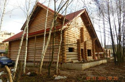 Дом в Булатниково